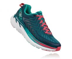 RUNNING SHOE WOMEN HOKA CLIFTON 4 1016724 BCCM